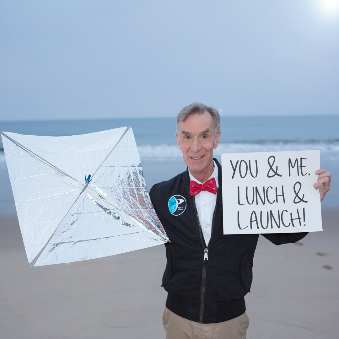 test Twitter Media - You. Me. At the launch of LightSail 2!! All supports The Planetary Society. GO: https://t.co/x9rsQtOFIt https://t.co/Fz3ZSGsIvN