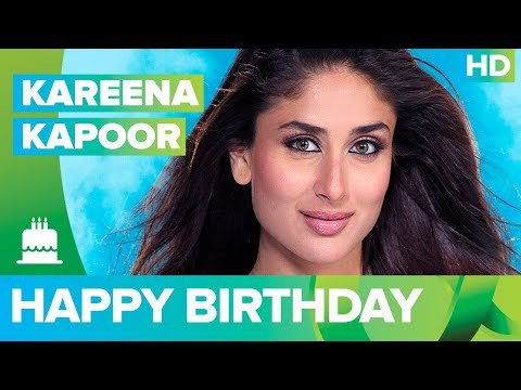 Happy Birthday Kareena Kapoor ! -  The Times24