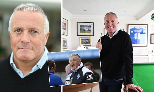 Micky Adams on stresses of being a modern-day manager