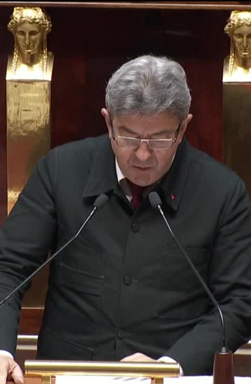 Jean-Luc Mélenchon ferait 'un mauvais président' pour 66% des Français https://t.co/MlVLAM0hwI