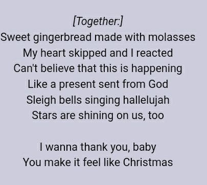 Blake and Gwen put the spiritual back in #Christmas   #God #hallelujah #light #spirituality #faith #love #family #newbeginnings<br>http://pic.twitter.com/bfrplFzH96