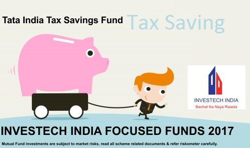 INVESTECHINDIA #FocusedFunds 2017 - Funds for Tax Saving (Lockin Period 3 Years) #TataIndiaTaxsavingsFund  https:// play.google.com/store/apps/det ails?id=com.invest.app.investtechindia&amp;hl=en &nbsp; …  #INVESTNOW <br>http://pic.twitter.com/R13ilqlq6c