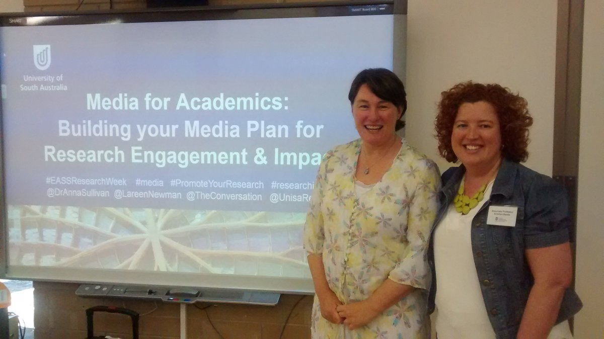 Great session on impact: how #academics can better work with #socialmedia and #media @DrSiobhanBanks @DrAnnaSullivan https://t.co/RnYq3um0uI