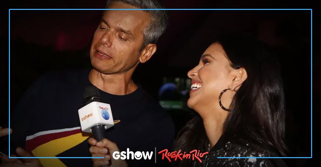 .@rios_mariana vira repórter e entrevista famosos no #RockInRio🤘 Vem ver os vídeos ⏯  https://t.co/cr7kW1PrQo  #GloboNoRock #TheVoiceBrasil