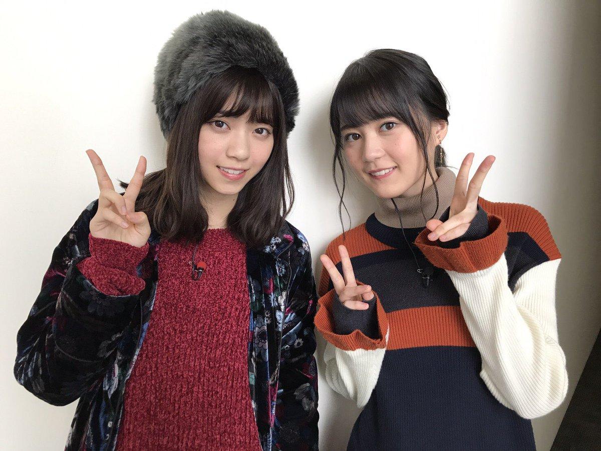 このあと11:55〜生放送の日本テレビ系「ヒルナンデス!」に生田絵梨花、西野七瀬が出演いたします! みなさま、ぜひご覧ください!