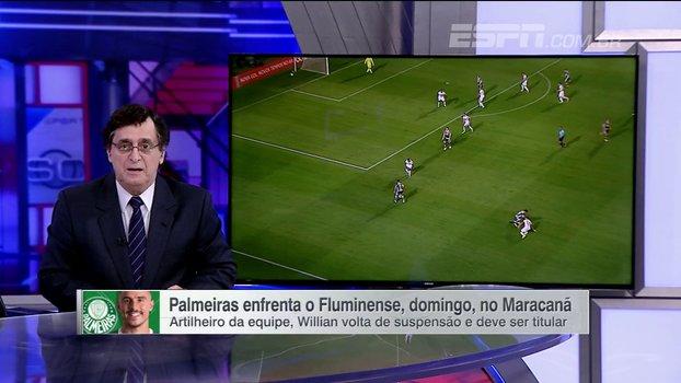 Antero: 'Não vai fazer diferença nenhuma, mas o Palmeiras pode terminar o campeonato até como vice-campeão' https://t.co/KFtORc5YBS