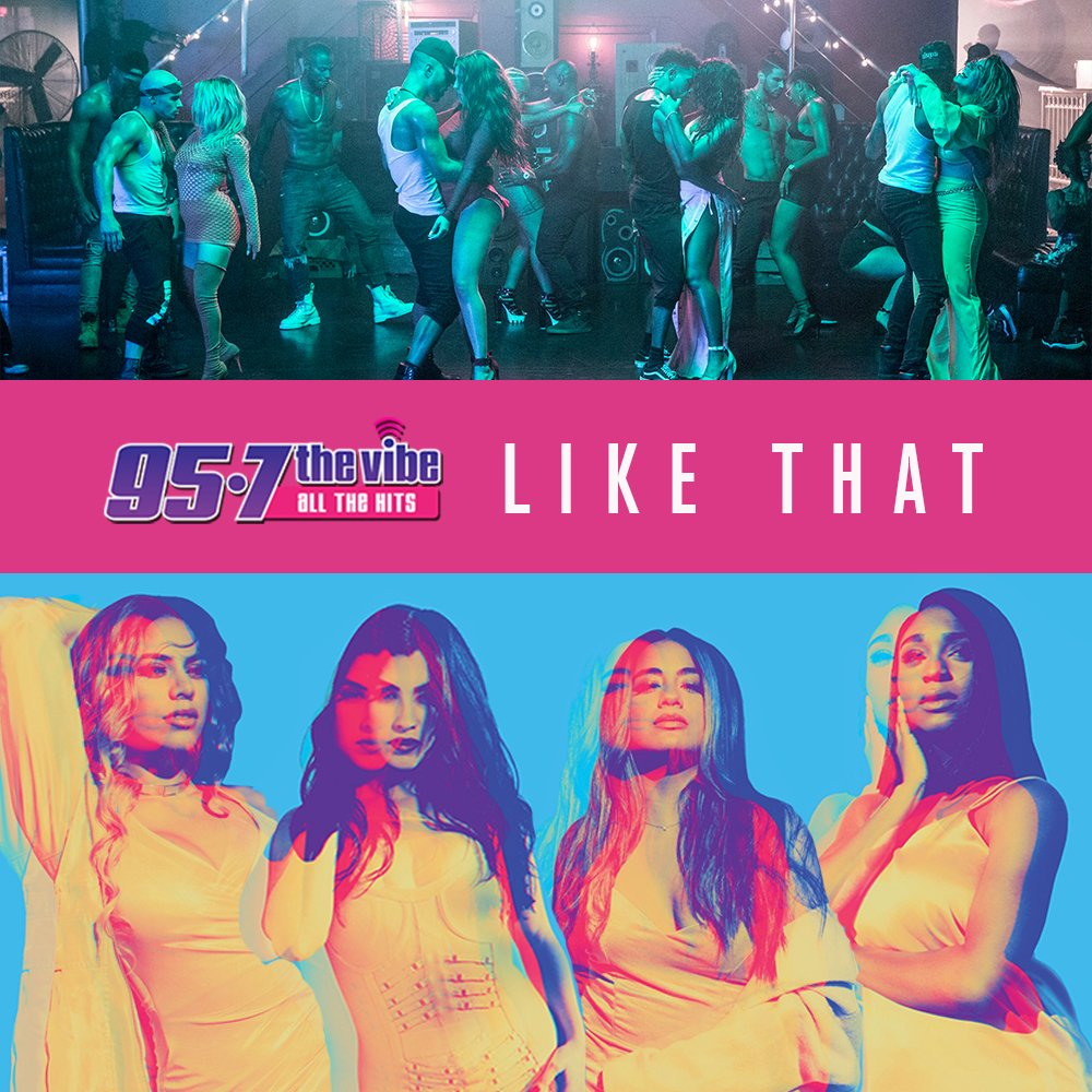 Kansas City is into #HeLikeThat 🙌 Thank you @957TheVibe!