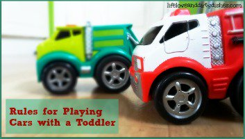 Cars for toddlers