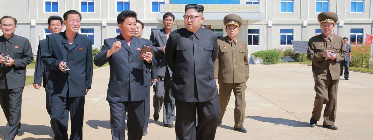 La communauté internationale multiplie les sanctions contre la Corée du Nord https://t.co/pUfDp5NYlp