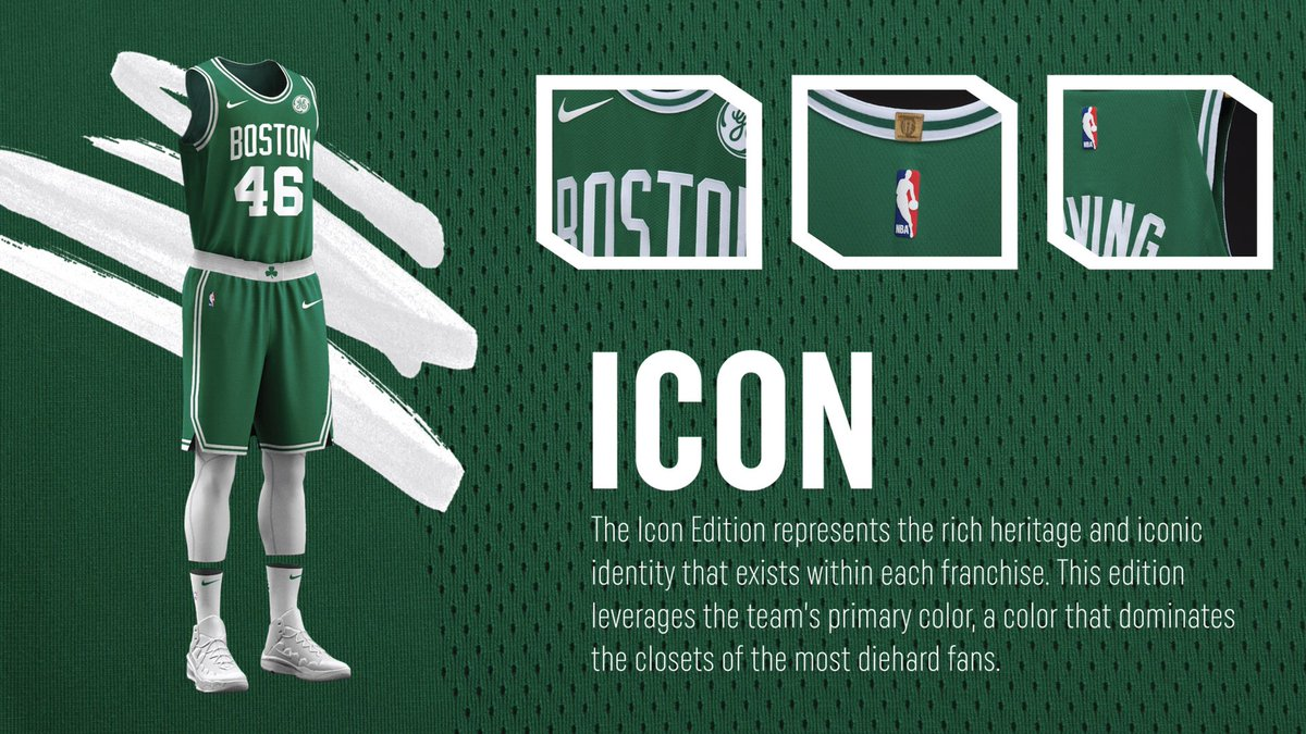 super popular f4734 d968c Boston Celtics on Twitter: