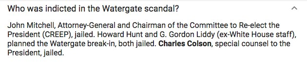 Were the watergate burglars looking for