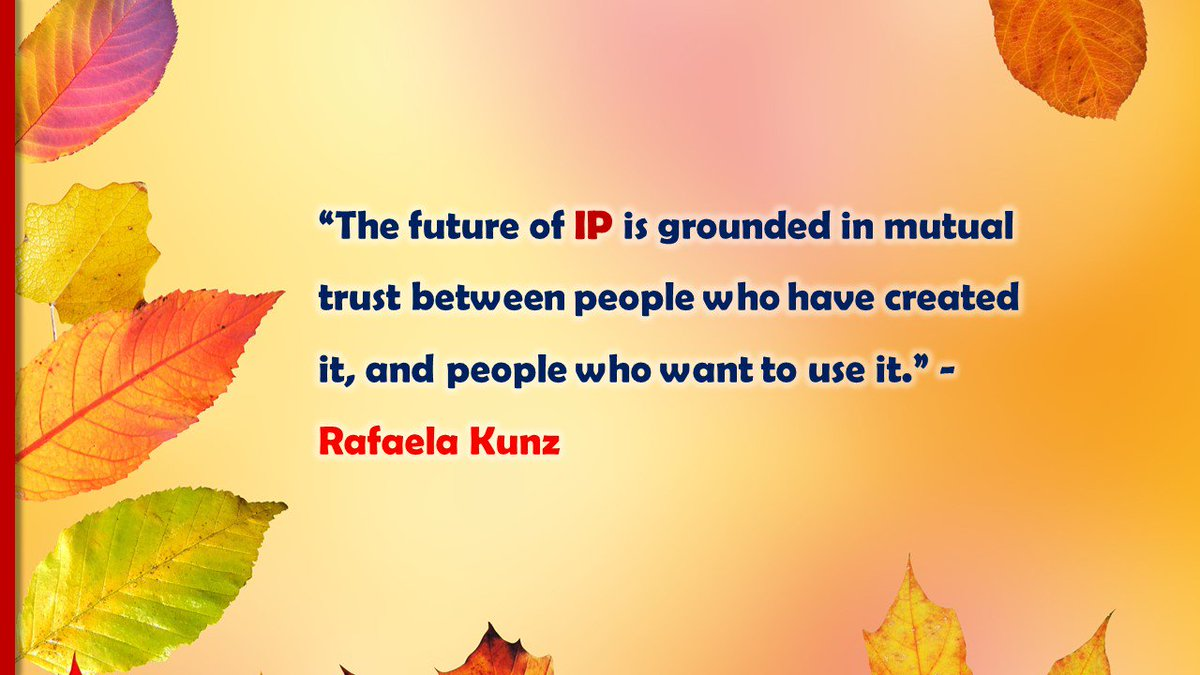 The future of IP is grounded in mutual trust #IP #IntellectualProperty #Patents #Trademarks #CIS<br>http://pic.twitter.com/UYhgwLUeTh