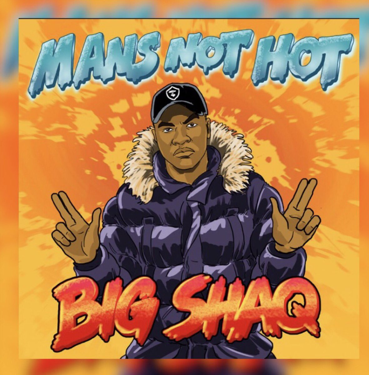 Big Shaq - 'Mans Not Hot'