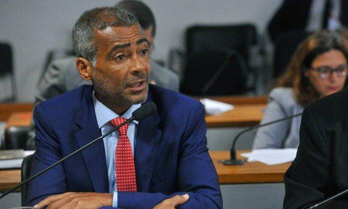 Proposta de criminalização do funk é rejeitada em comissão no Senado. Romário foi o relator e votou contra. https://t.co/ZRAPxaP1yZ