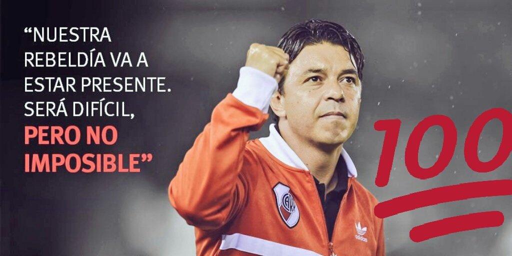 Hagamos top a River Plate por la remontada histórica