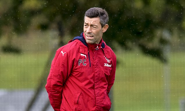 Pedro Caixinha unfazed by Brendan Rodgers' mind games
