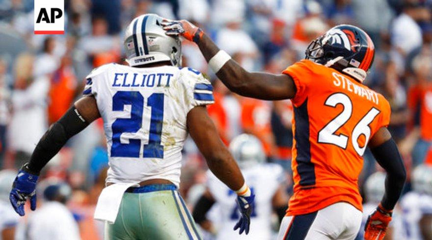 PODCAST: Did Elliott quit on Dallas? Should NFL quit Thursdays? @AP_RobMaaddi, @apschuyler and Barry Wilner discuss. https://t.co/qyDvwrp6zt