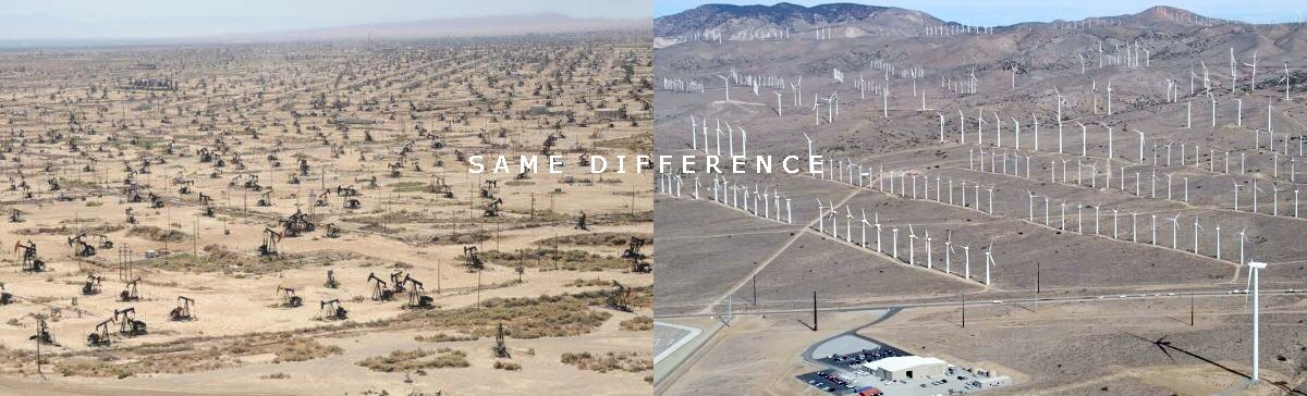 https:// insideclimatenews.org/news/20090211/ wind-power-has-lightest-footprint-%E2%80%93-carbon-and-otherwise &nbsp; …  Wind turbines have a &quot;small footprint&quot; if you also buy into the ANWR &quot;2,000 acres&quot; myth. #windenergy #windturbines <br>http://pic.twitter.com/kBXReqTAMY