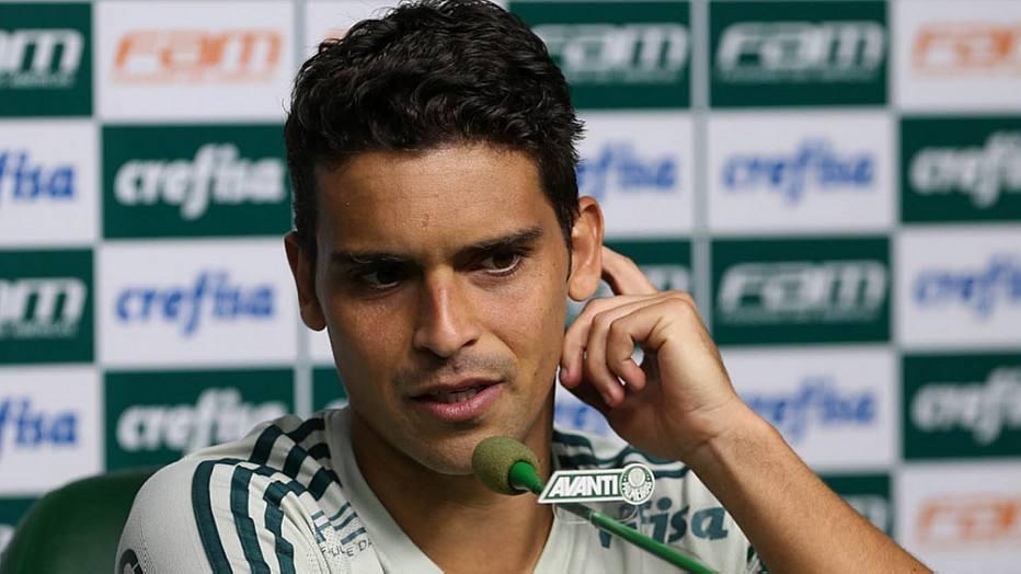PRESSÃO INTERNA! Jean avalia que @Palmeiras pecou por se cobrar demais neste ano https://t.co/Nm0BnTa6jT