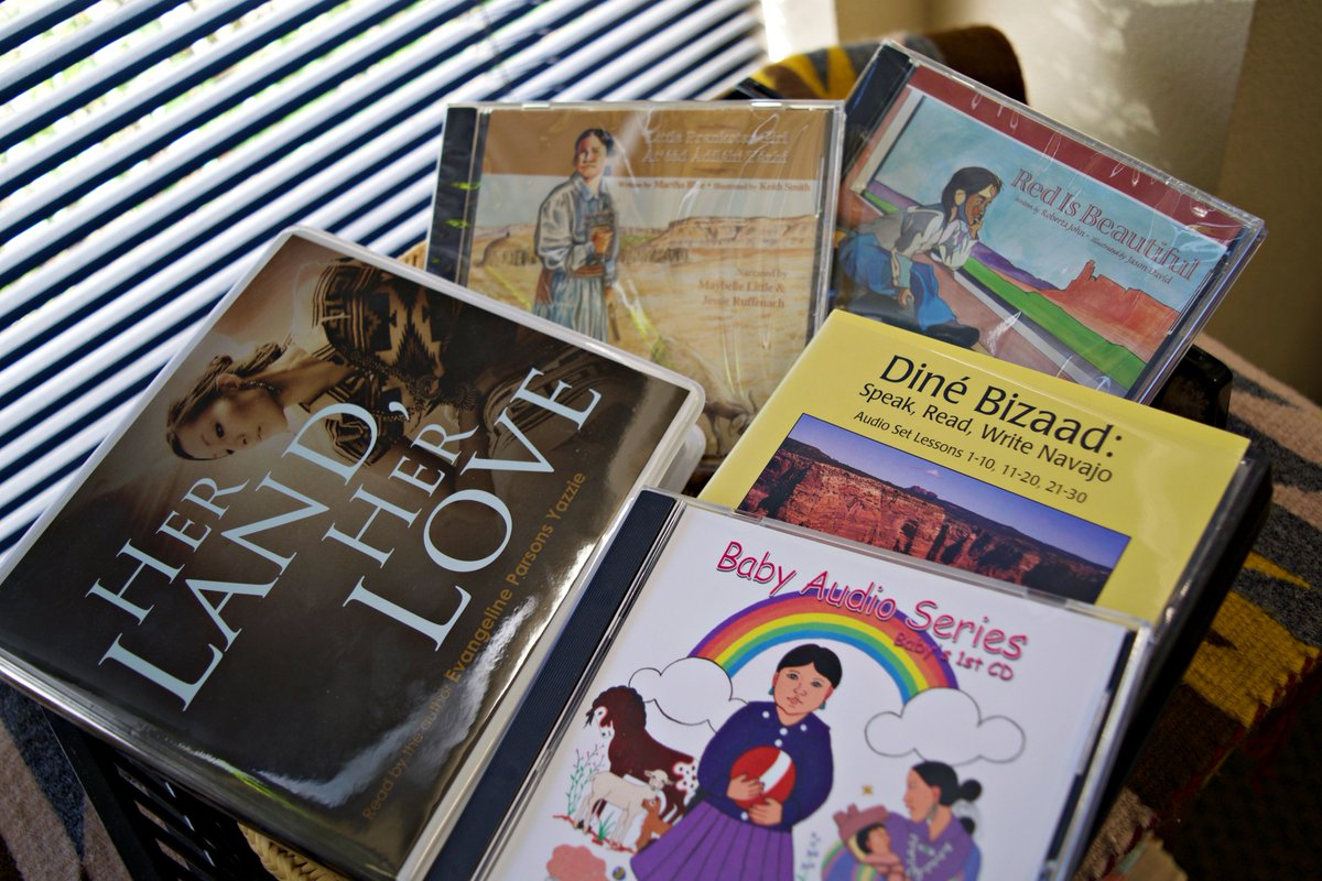 Salina Bookshelf On Twitter Din Bizaad Navajo Language Audio Books Available At Tco ZcFNwIvI3f