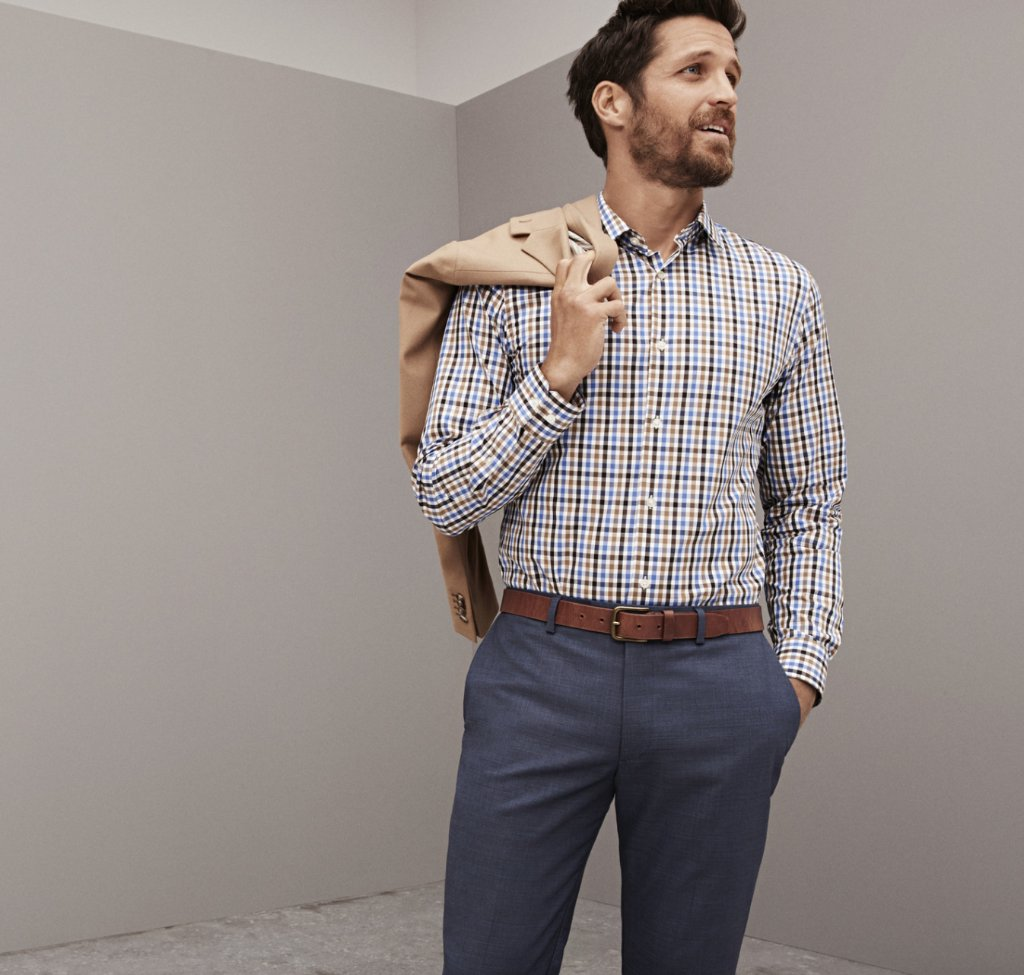 Our dress shirts are workday essentials. Available in 3 fits, 2 fabrics & stylish colors—we've got you covered. https://t.co/rZsYiOivkd