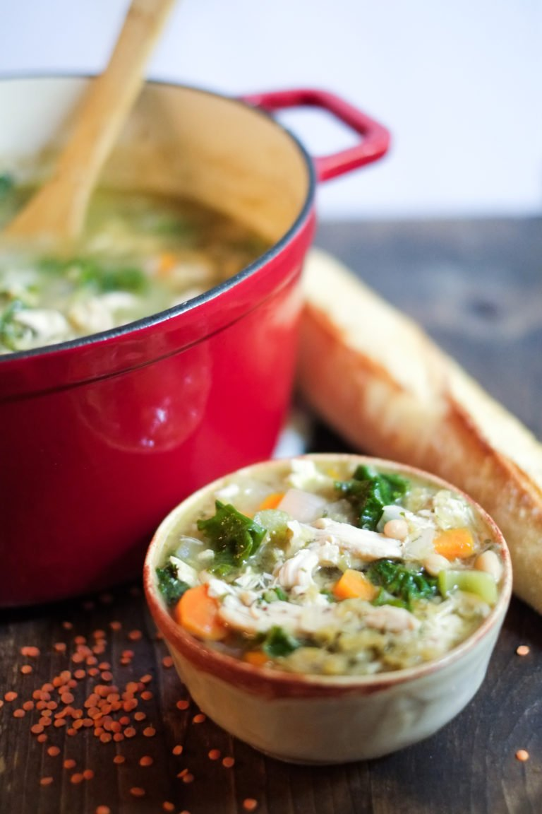 This lemon chicken soup is a delicious twist on the original and it's packed with #veggies. https://t.co/7LRUghFvXG #healthyrecipe