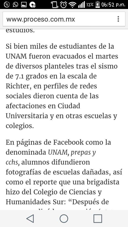 UNAM on Twitter: \