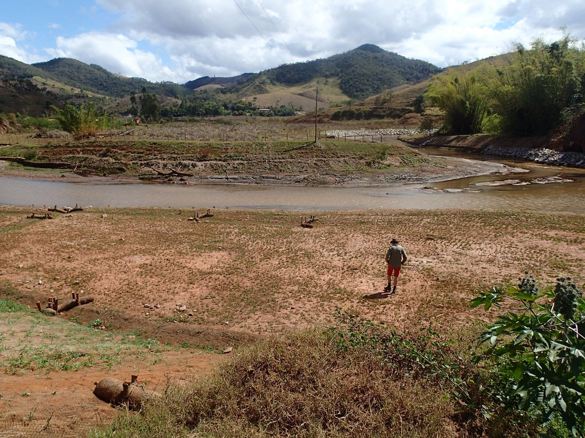 #environmental #management after #Doce #River mining debris flow disaster and tragedy. Paracatu Baixo Brazil. @EnvScMQ<br>http://pic.twitter.com/wfvzK8MBzs