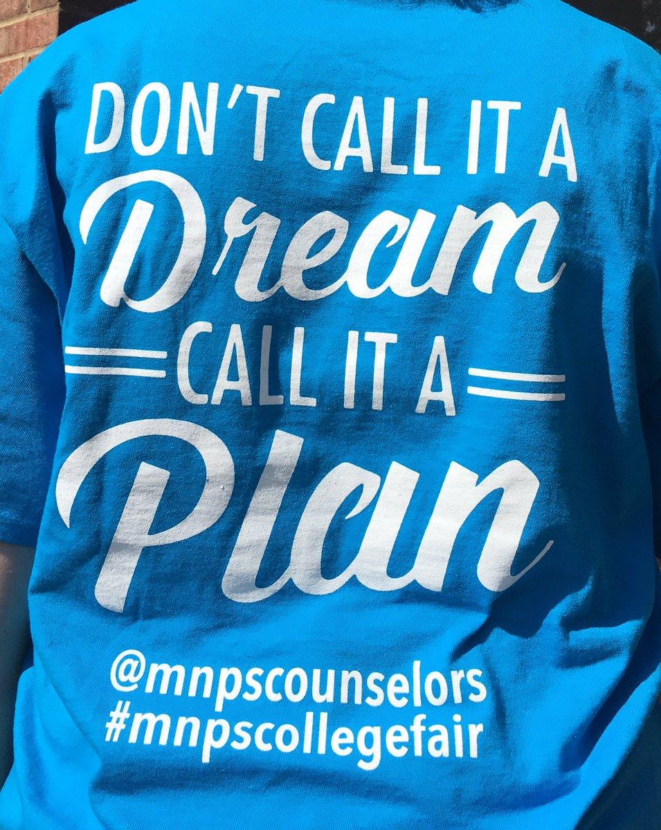 The plan starts in elementary school! #mnpsCollegeFair #schoolcounselorlife #ldc #lionstodayleaderstomorrow<br>http://pic.twitter.com/TTLoUBfkAK