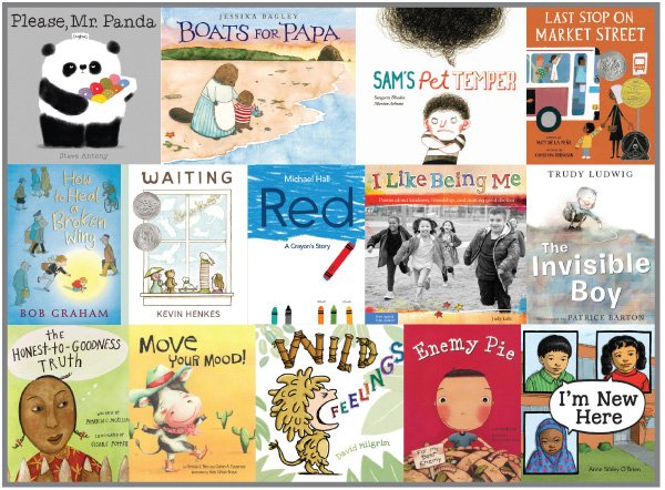 This comprehensive list of #sel books is a great start for parents and kids alike!  http:// ow.ly/i2pT30fjnau  &nbsp;   #education #tlim<br>http://pic.twitter.com/WPQY7VCKy9