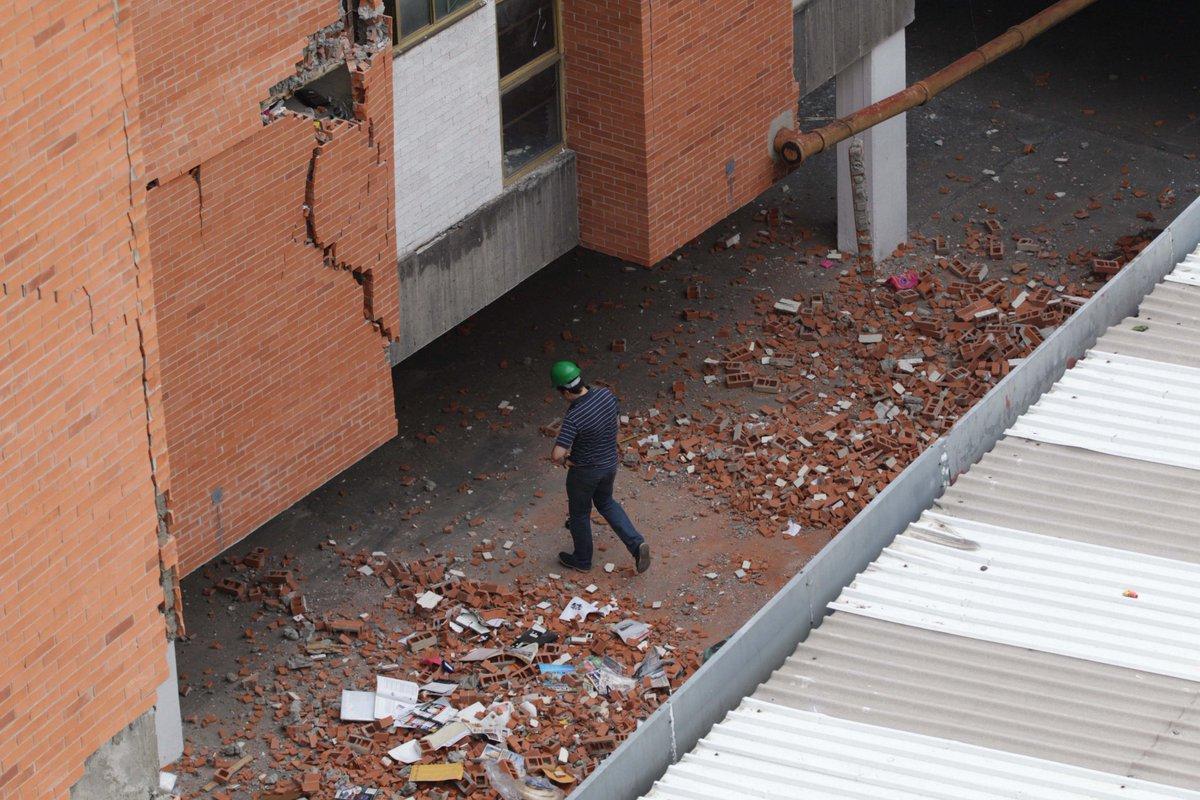 MÉXICO busca sobreviventes em 10 prédios. Leia mais: https://t.co/zQqRef07pm