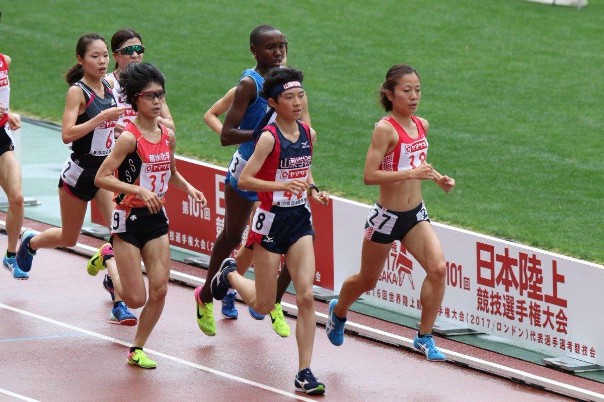 全日本実業団陸上展望女子10000m...