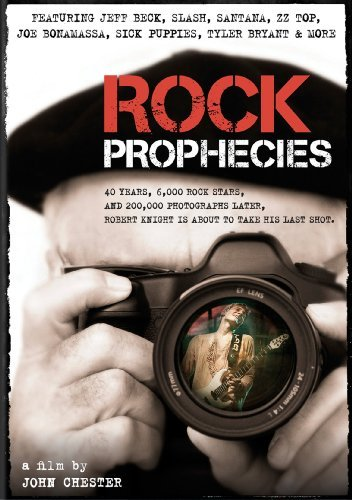 Happy Birthday to rock photographer Robert Knight! 2010 PODCAST INTERVIEW