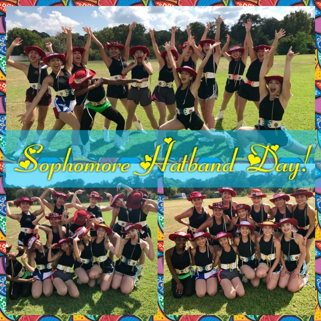 Fun Day for Sophomore Cardettes today!#dance #collegedance #danceteam #newbegininngs5657 #tvcc #cardinals #sparkle <br>http://pic.twitter.com/RQLg1mp01M