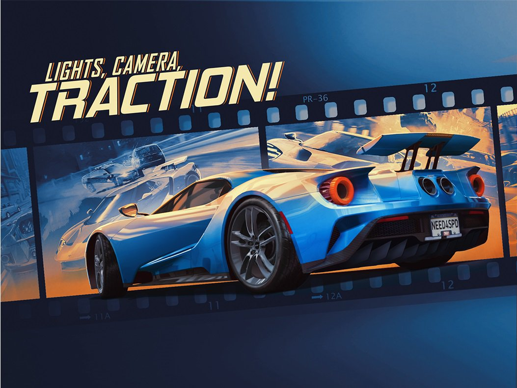 Need For Speed No Limits On Twitter  Hours Left To Start The Lights Camera Traction Special Event Dont Miss Out On The  Ford Gt