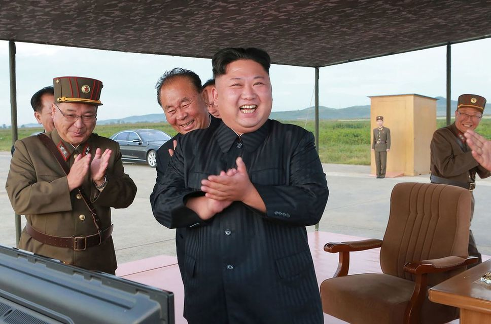 Kim Jong-Un promet de faire «payer cher» à Trump ses menaces contre la Corée du Nord  https://t.co/SOXfDULs1J
