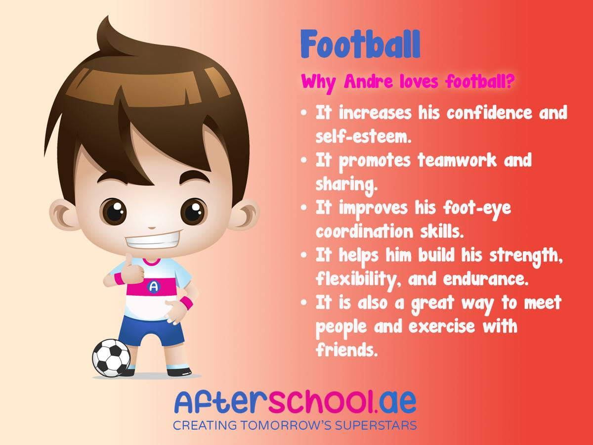 Get to know Andre: The Football Superstar  https://www. pinterest.ca/pin/4295308831 88929302/ &nbsp; …  #afterschoolae #Andre #activities #Superstar #kids #Football #schools<br>http://pic.twitter.com/HIvHPrp63o