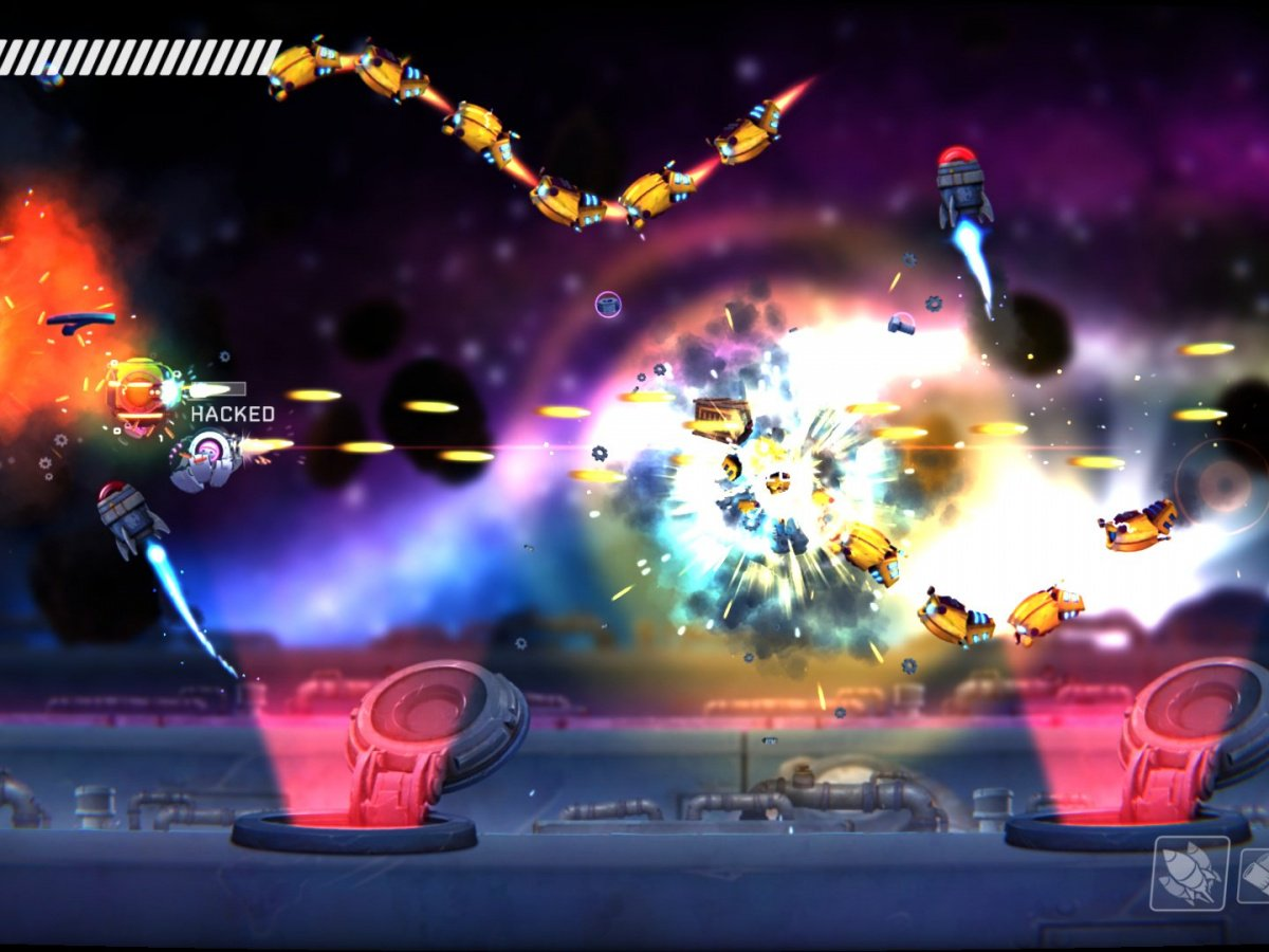 RIVE is Confirmed to Hit 1080p and 60fps on Switch, Runs &#39;Smoother Than PS4 Version&#39;  http:// bit.ly/2fm6I5b  &nbsp;   #Repost #RIVE<br>http://pic.twitter.com/QTxQP96Zss