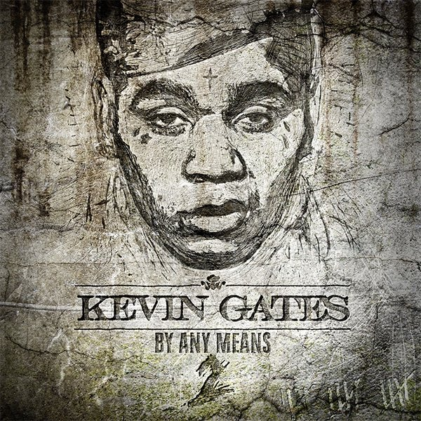 """Kevin Gates drops his mixtape """"By Any Means 2."""" Stream it here: https://t.co/dvxjdWvy6M"""