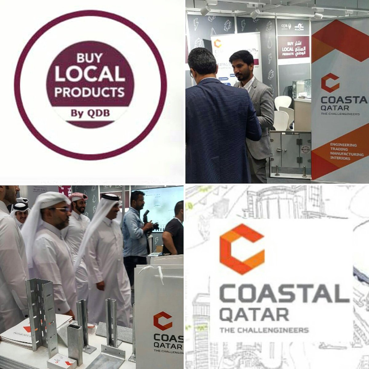 Coastal Qatar on Twitter: