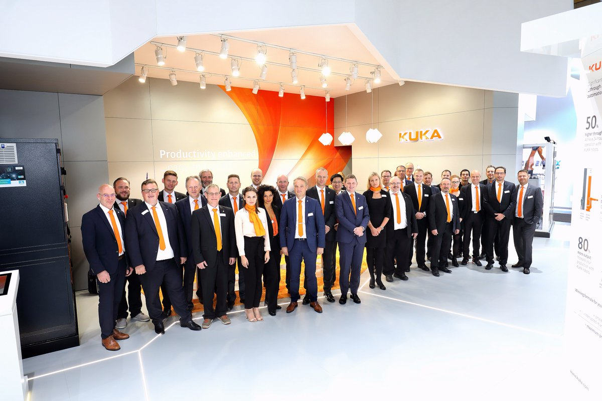 Visit us at #EMOHannover2017 in hall 25, booth D81.  https://www. kuka.com/emo2017  &nbsp;   {#EMO2017 #EMOHannover #milling #metalworking #machining #CNC}<br>http://pic.twitter.com/lmwvhNuejj