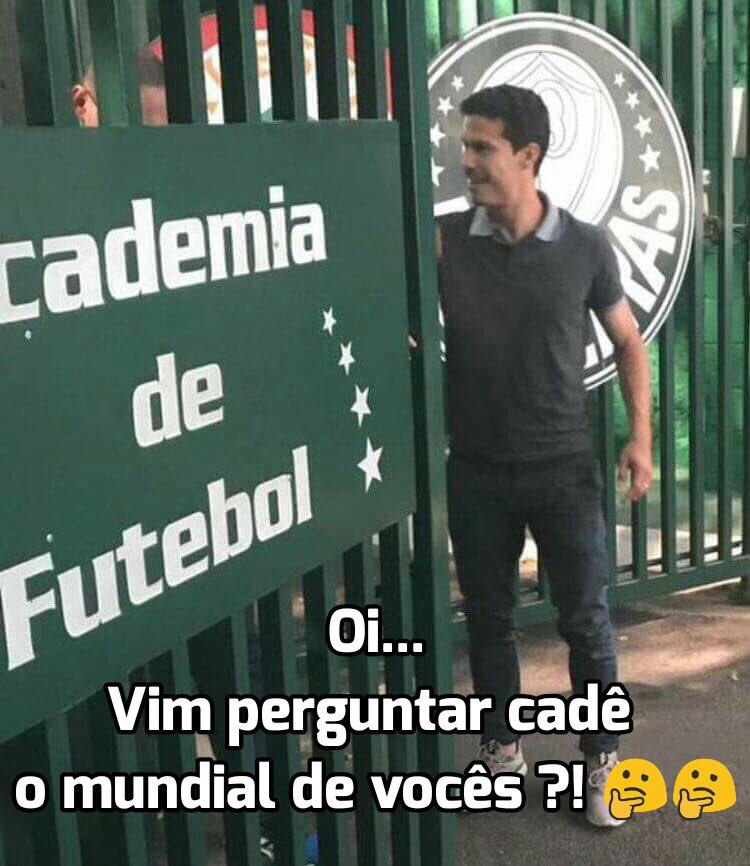 Hernanes pulou o muro e foi pedir emprego no Palmeiras! Kkkkkkkkkkkk