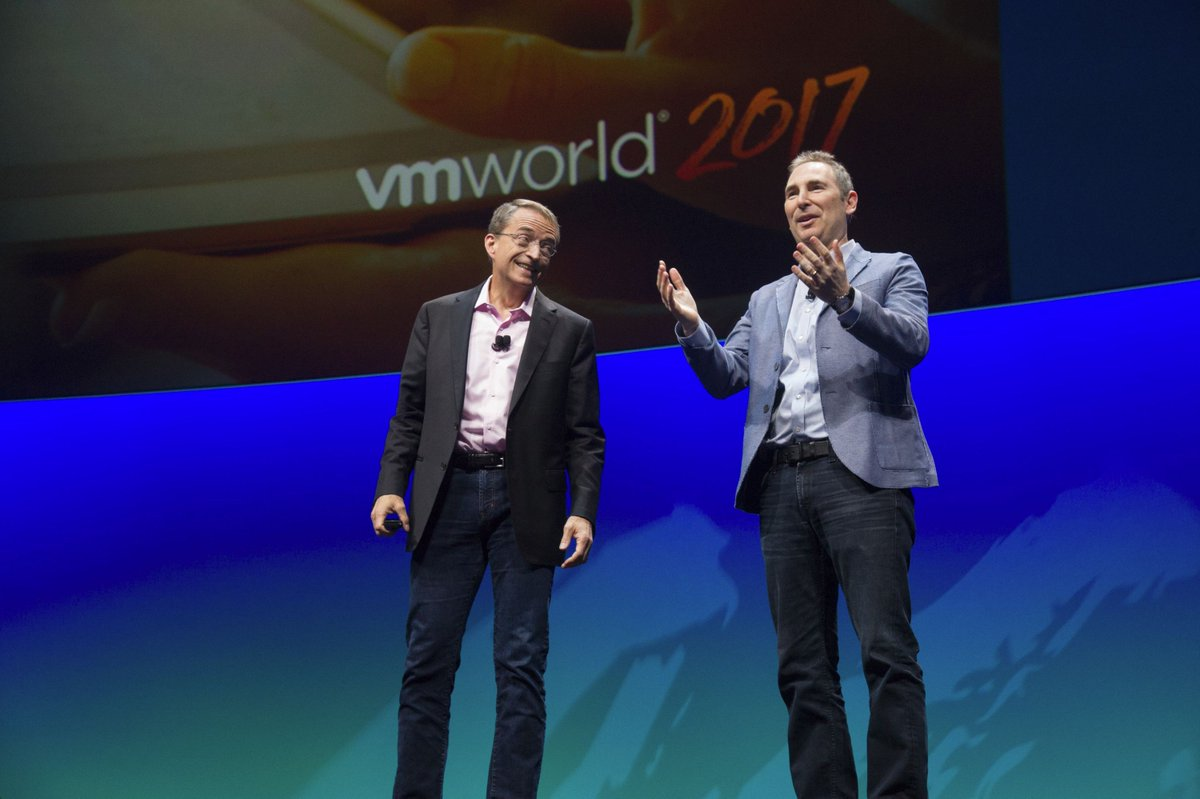 #VMworld 2017 was full of exciting news &amp; announcements! Here&#39;s the one-stop shop for everything you need to know  http:// bit.ly/2xiFYJQ  &nbsp;  <br>http://pic.twitter.com/GIVUNWyDc1