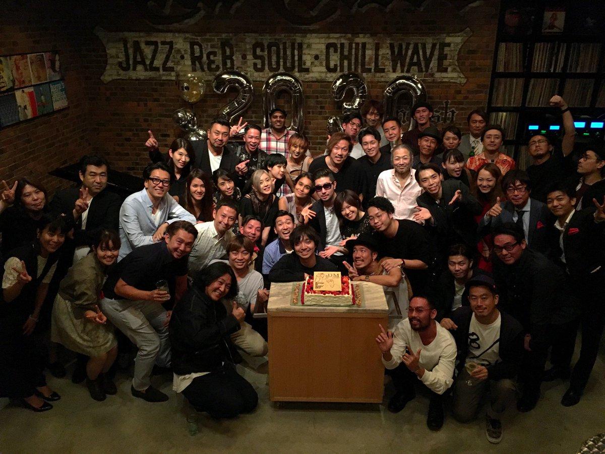 Daichi!! 三浦大知 デビュー20周年 & 30歳Birthday おめでとう!!! #DaichiMiura #20/30 https://t.co/8UOwNJ83is