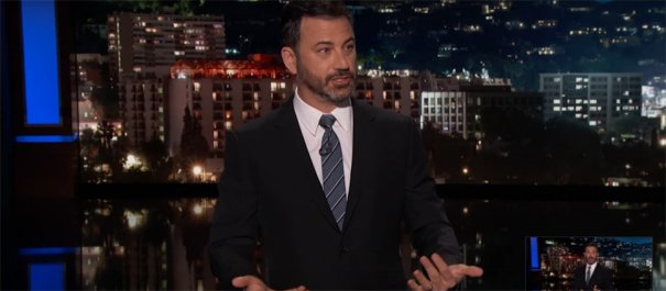 Jimmy Kimmel: Donald Trump Would Sign Copies Of Koran At Barnes & Noble In Fallujah To Kill Bill Named For Obama https://t.co/gnDb6HAht0
