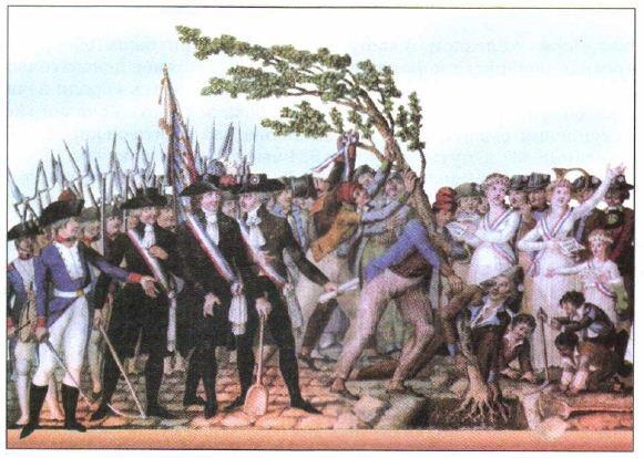 Великая французская революция 1789 1794 презентация