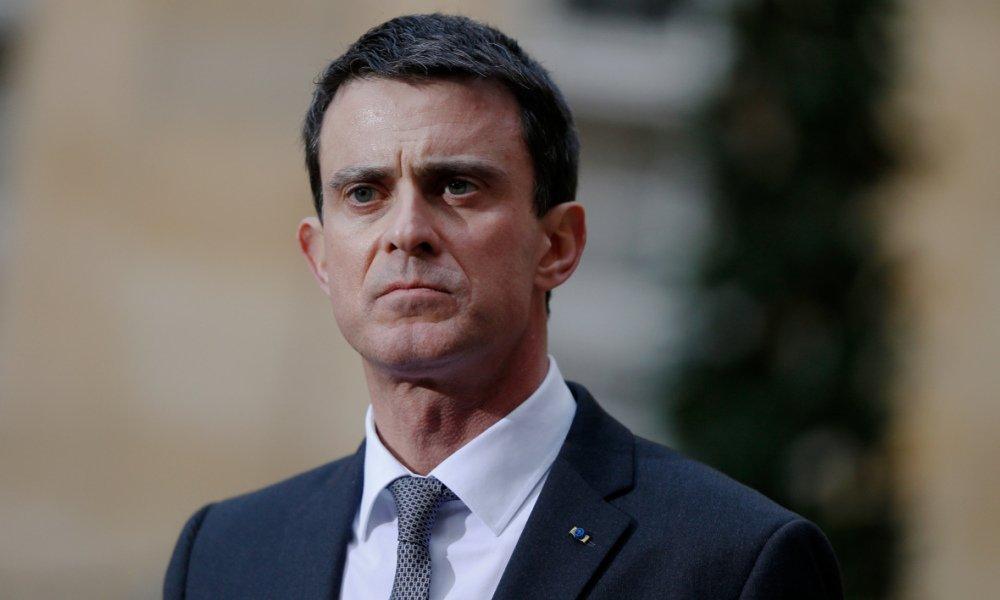 Pour Manuel Valls, Jean-Luc Mélenchon 'se comporte comme un factieux' https://t.co/uAWbLcRCgI