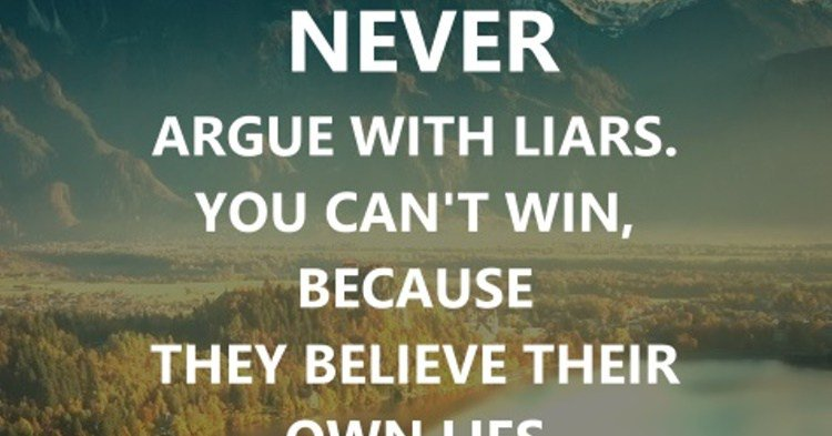 quotes for liers