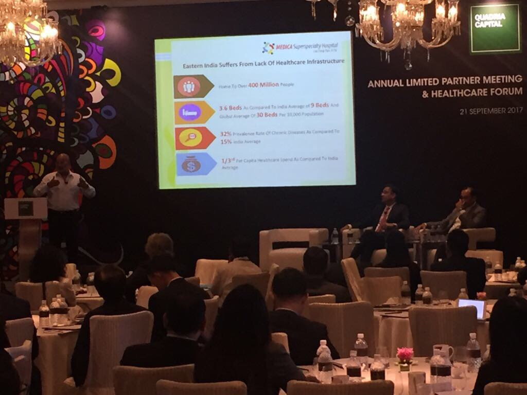 @QuadriaCapital annual healthcare conference 2017 in Singapore. Moderating impact session. #impactinvesting <br>http://pic.twitter.com/oigcCeUCXi