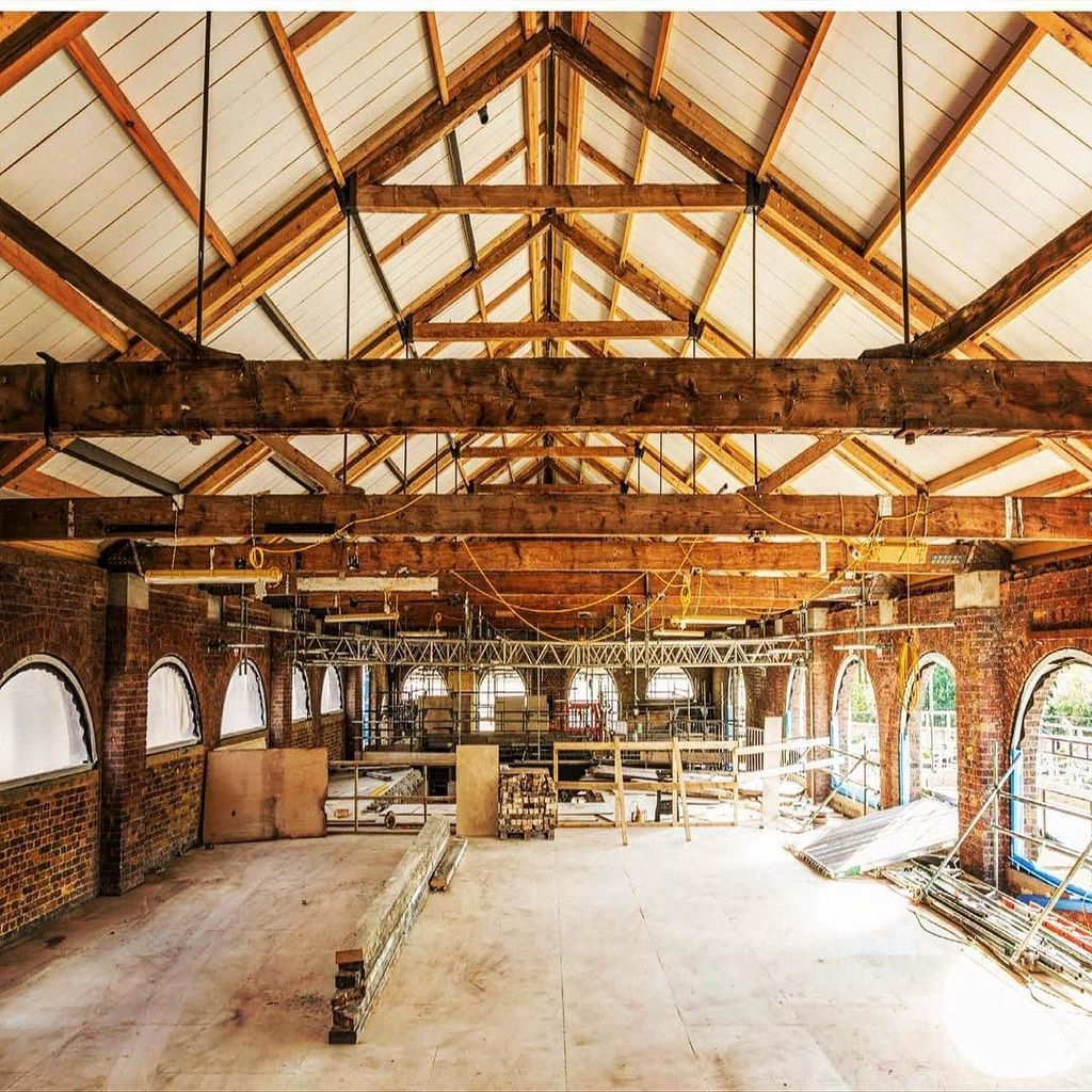 Space #2 @coaldropsyard built in 1851 @kingscross_n1c restored as a #retail #conceptstore #architecture #design by…  http:// ift.tt/2wEN9wh  &nbsp;  <br>http://pic.twitter.com/9Uyq2yiLkf